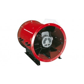 "24"" Inline 7HP 575 3 Phase Aeration Fan"